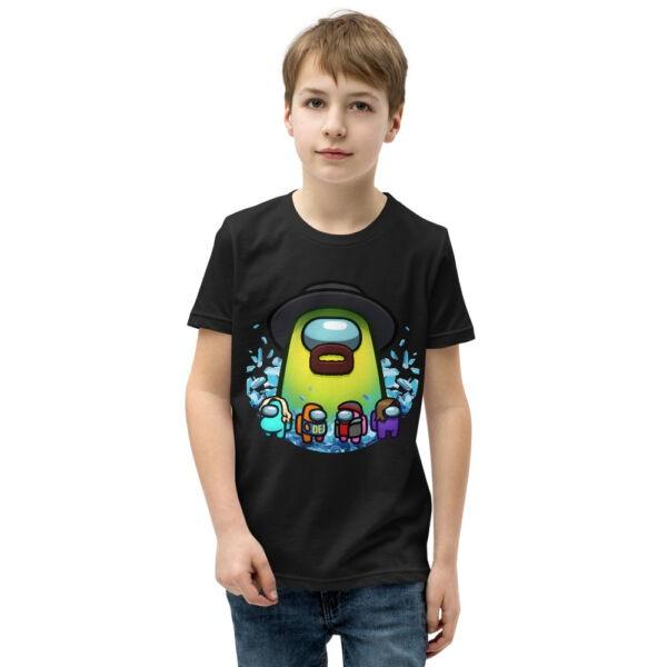 tshirt among us breaking bad per bambino